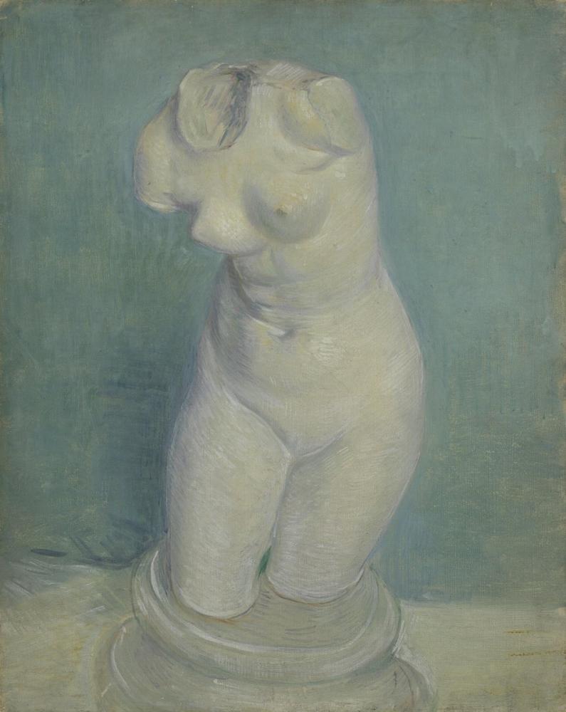 Vincent van Gogh, Gypsen Dişi Gövde, Kanvas Tablo, Vincent Van Gogh, kanvas tablo, canvas print sales