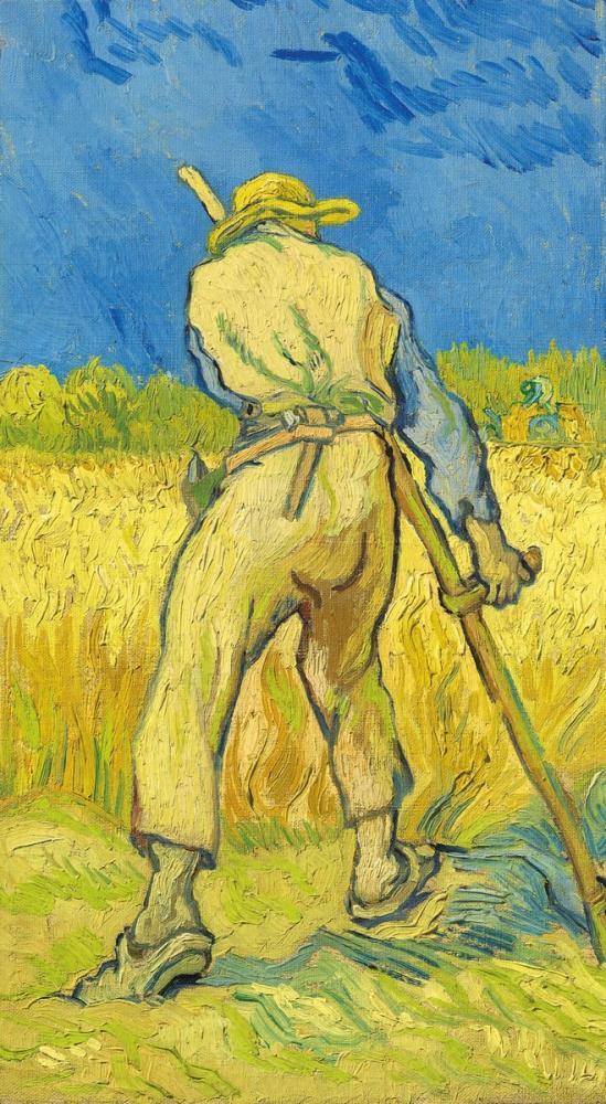 Vincent van Gogh, Orakçı, Kanvas Tablo, Vincent Van Gogh, kanvas tablo, canvas print sales