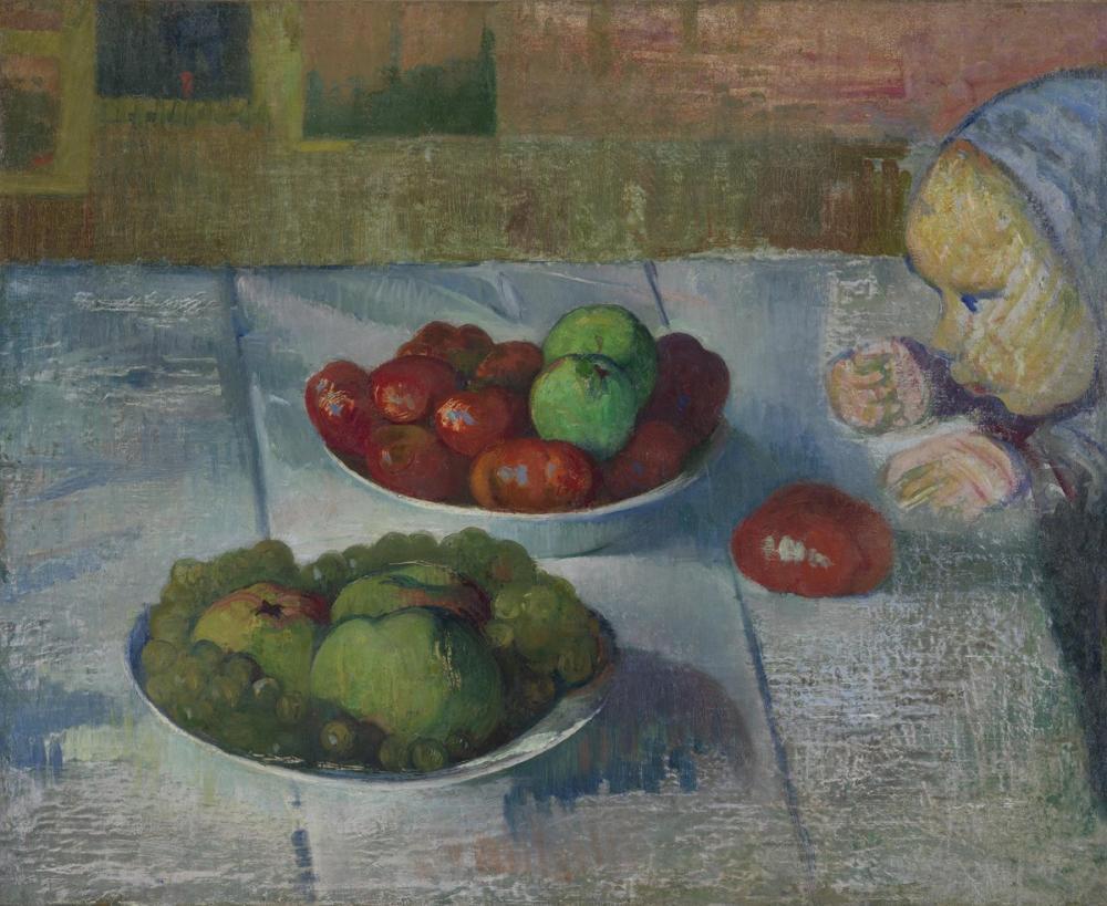Vincent van Gogh, Still Life with Mimi s Profile, Canvas, Vincent Van Gogh, kanvas tablo, canvas print sales