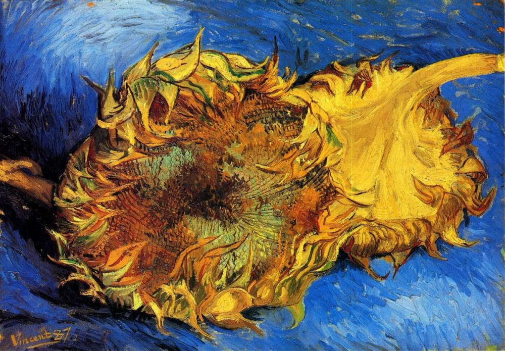Vincent van Gogh, Sunflowers, Canvas, Vincent Van Gogh, kanvas tablo, canvas print sales