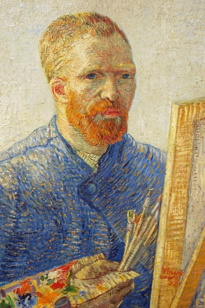 Vincent van Gogh, The Only Time I feel Alive is When I m Painting, Canvas, Vincent Van Gogh, kanvas tablo, canvas print sales