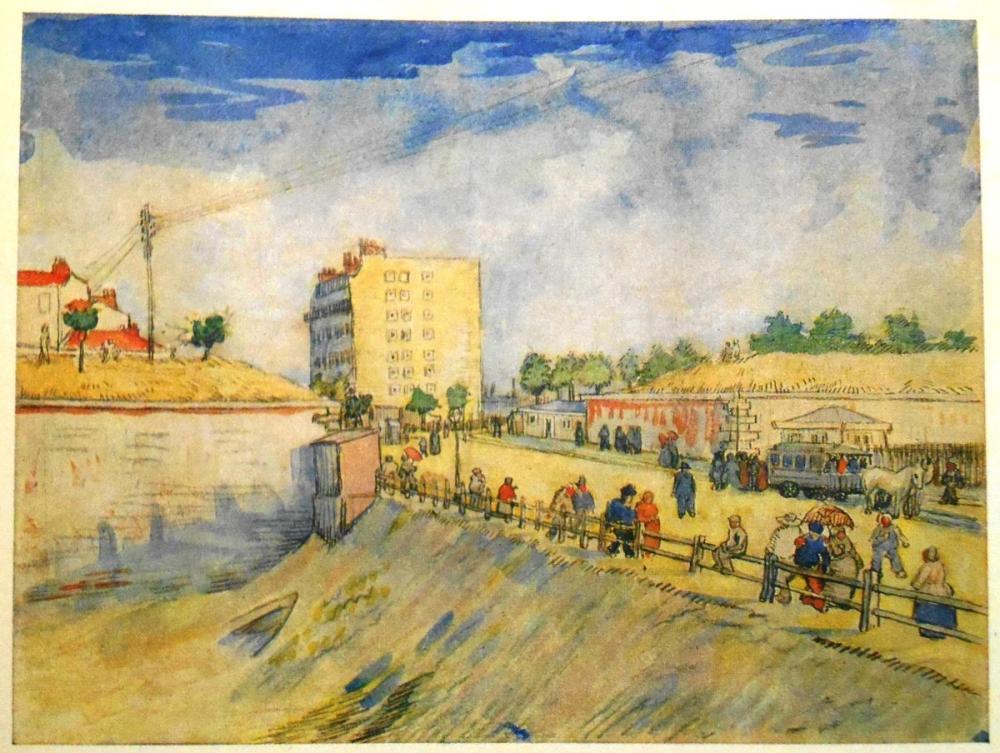 Vincent van Gogh, 04, Kanvas Tablo, Vincent Van Gogh, kanvas tablo, canvas print sales