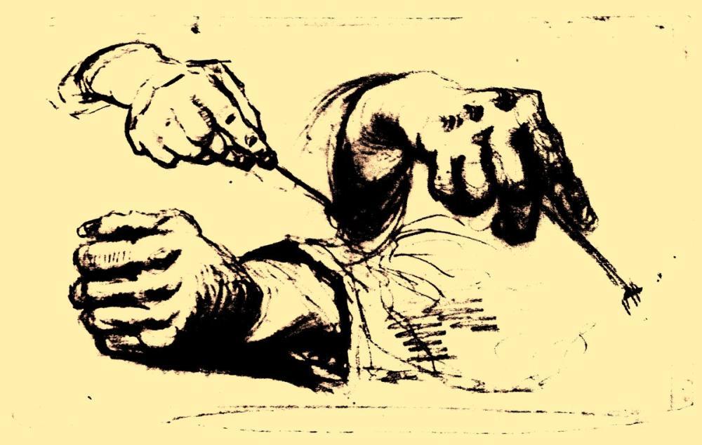 Vincent van Gogh, 26, Kanvas Tablo, Vincent Van Gogh, kanvas tablo, canvas print sales