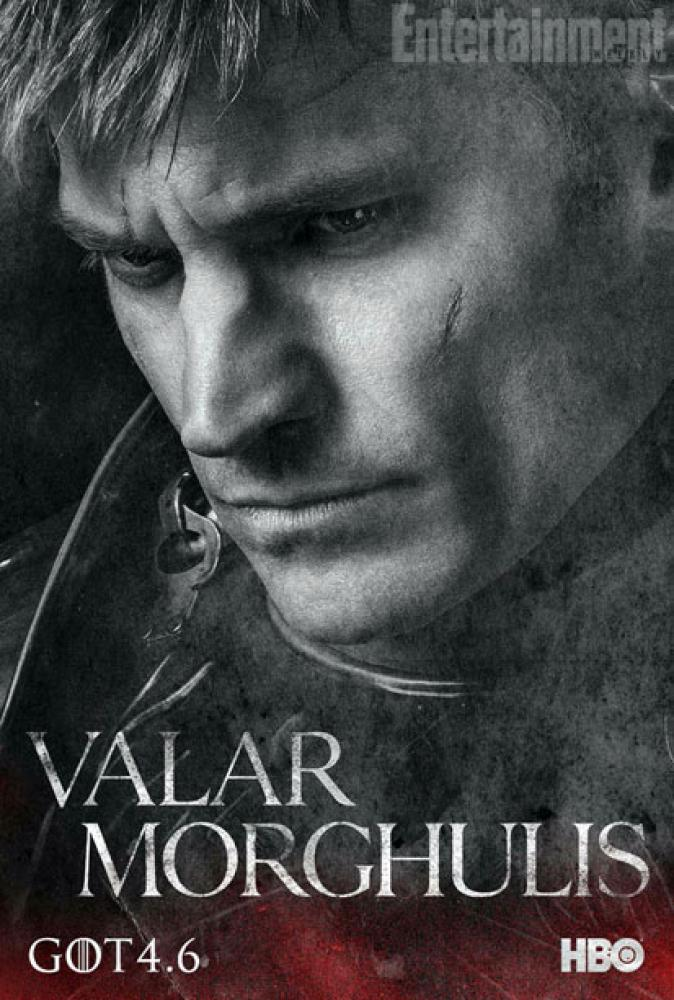 Game Of Thrones Jaime Lannister Poster 2, TV Series, Poster Satış, all posters, kanvas tablo, canvas print sales