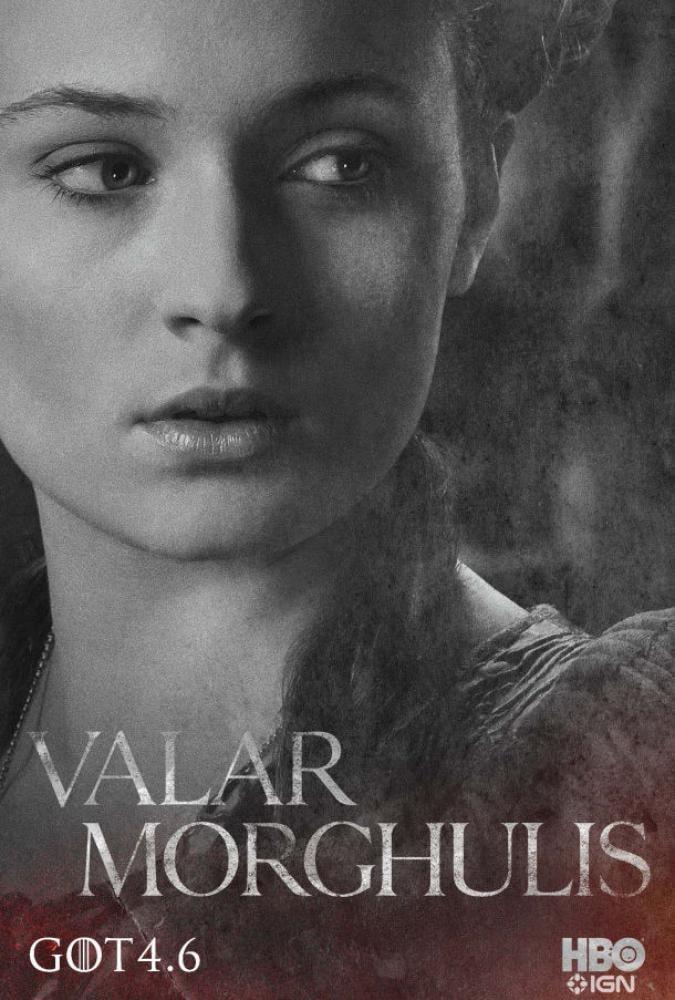 Game Of Thrones Sansa Stark Posteri, Dizi, Poster Satış, all posters, kanvas tablo, canvas print sales
