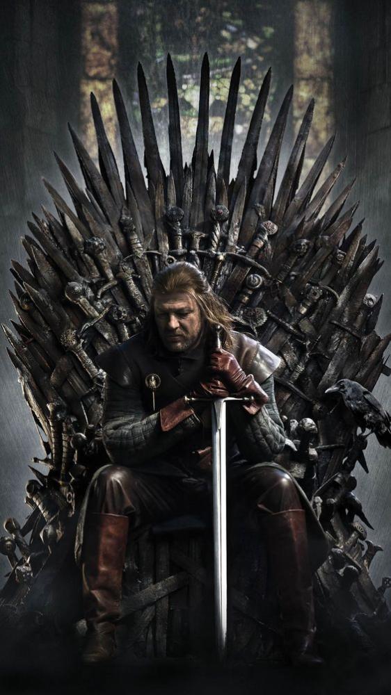 Game Of Thrones Eddard Stark poster, TV Series, Poster Satış, all posters, kanvas tablo, canvas print sales