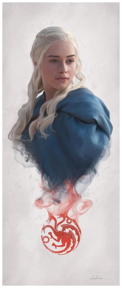 Game Of Thrones Khaleesi Posteri 10, Dizi, Poster Satış, all posters