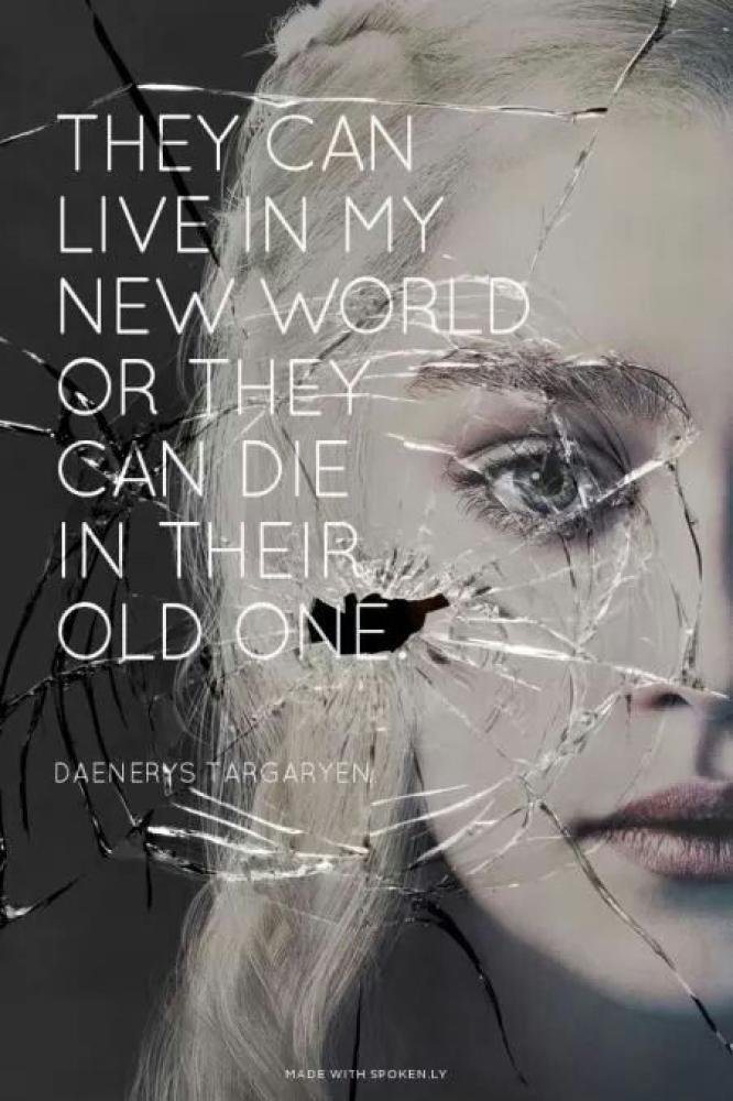 Game Of Thrones Daenerys Targaryen Poster 3, TV Series, Poster Satış, all posters, kanvas tablo, canvas print sales