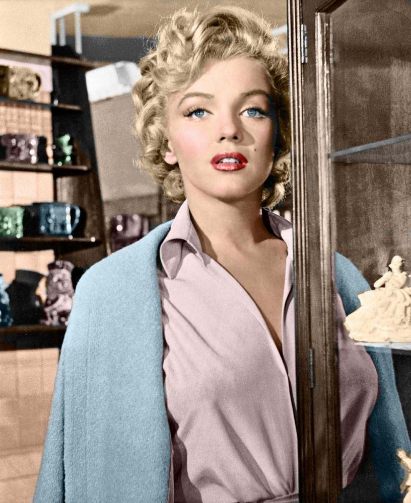 Marilyn Monroe Portrait 50, Marilyn Monroe, Poster Satış, all posters, kanvas tablo, canvas print sales