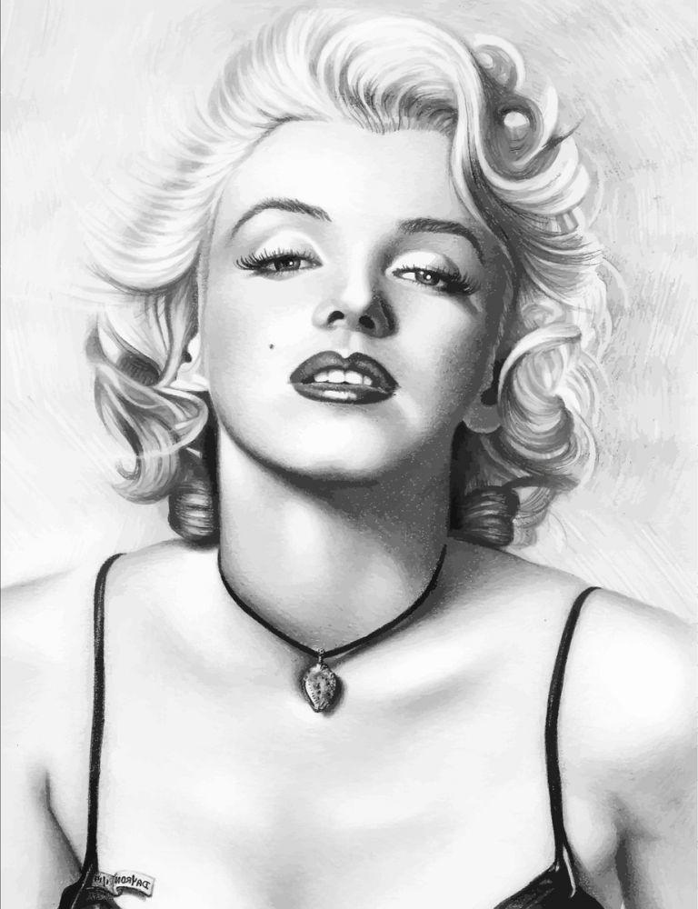 Marilyn Monroe Portrait 57, Marilyn Monroe, Poster Satış, all posters, kanvas tablo, canvas print sales