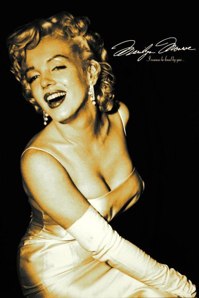 Marilyn Monroe Portrait 62, Marilyn Monroe, Poster Satış, all posters, kanvas tablo, canvas print sales