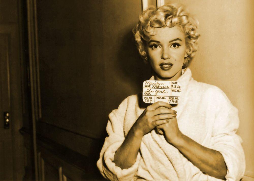 Marilyn Monroe Portrait 70, Marilyn Monroe, Poster Satış, all posters, kanvas tablo, canvas print sales
