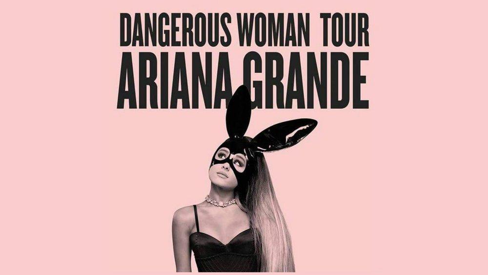 Ariana Grande Dangerous Woman Tour poster, Famous, Poster Satış, all posters, kanvas tablo, canvas print sales