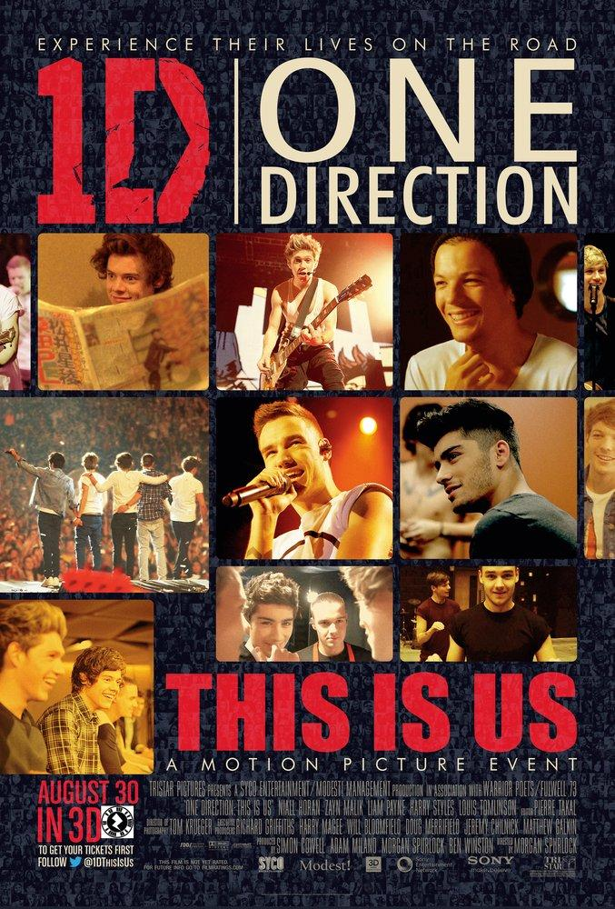 One Direction This is us poster, Famous, Poster Satış, all posters, kanvas tablo, canvas print sales