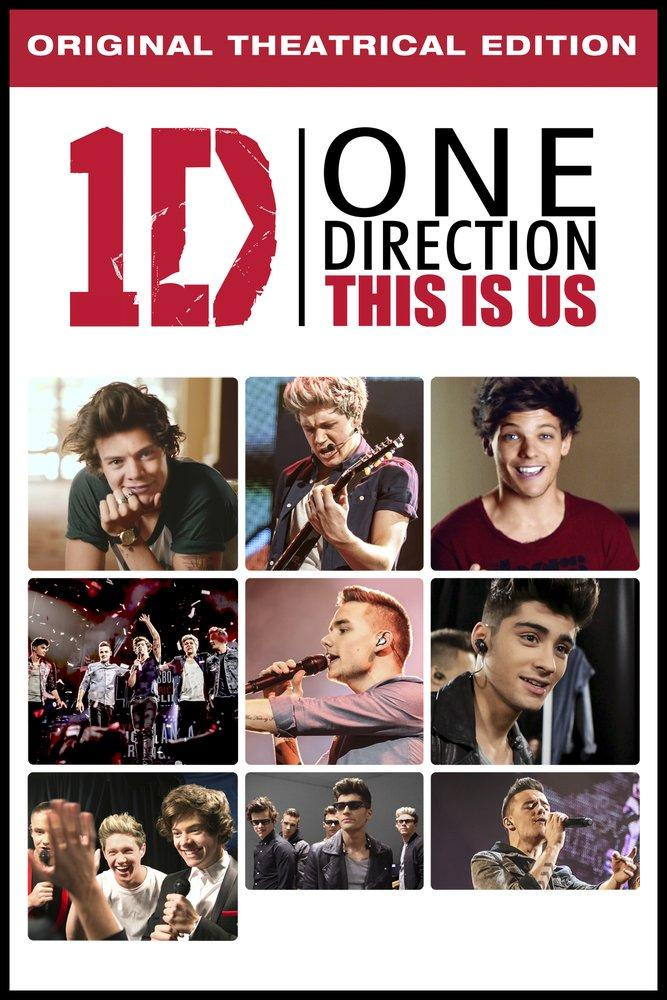 One Direction This is us poster 2, Famous, Poster Satış, all posters, kanvas tablo, canvas print sales