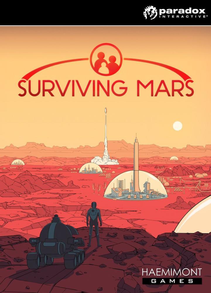 Surviving Mars Game Poster, Game, Poster Satış, all posters, kanvas tablo, canvas print sales
