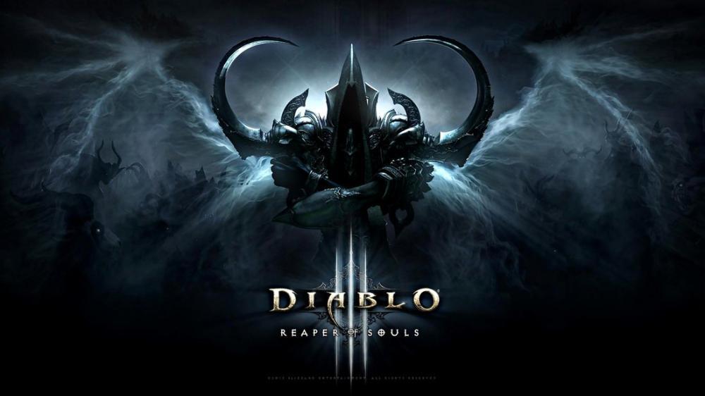 Diablo Game Poster, Game, Poster Satış, all posters, kanvas tablo, canvas print sales
