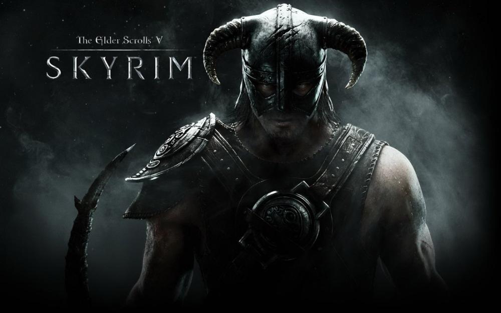 The Elder Scrolls V Skyrim Game Poster 3, Game, Poster Satış, all posters, kanvas tablo, canvas print sales