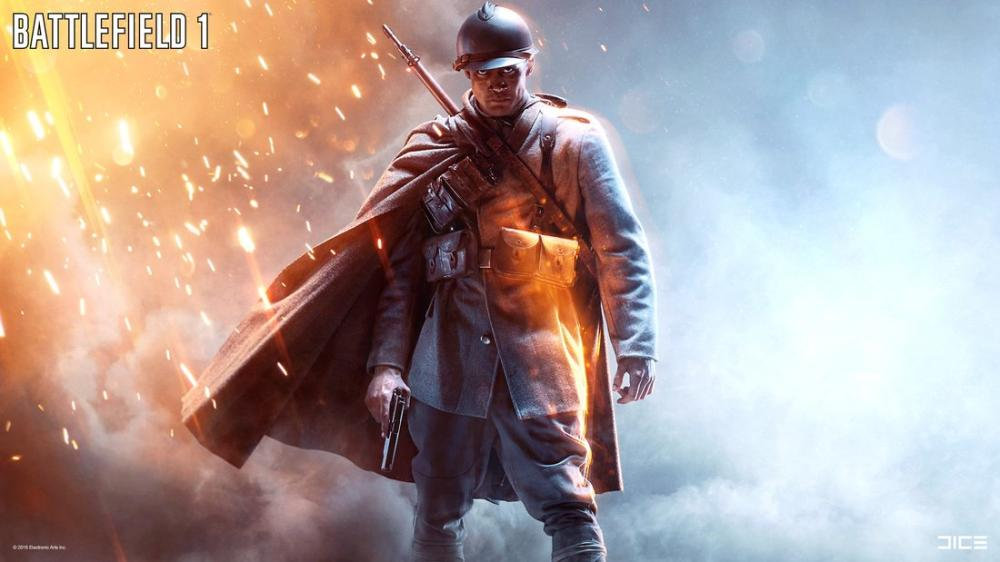 Battlefield 1 Game Poster 2, Game, Poster Satış, all posters, kanvas tablo, canvas print sales