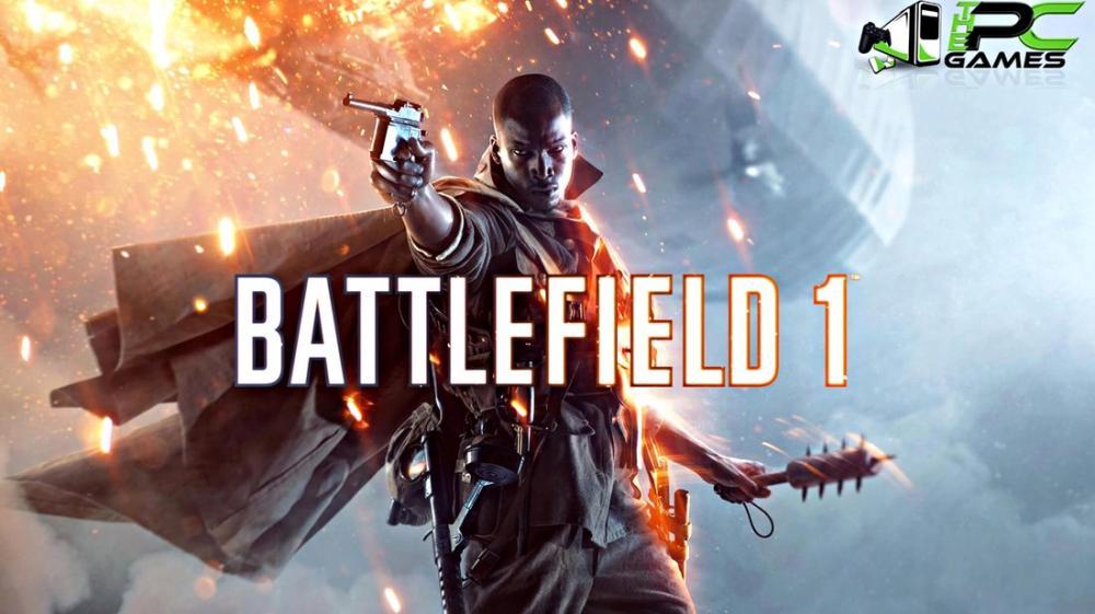 Battlefield 1 Game Poster 3, Game, Poster Satış, all posters, kanvas tablo, canvas print sales