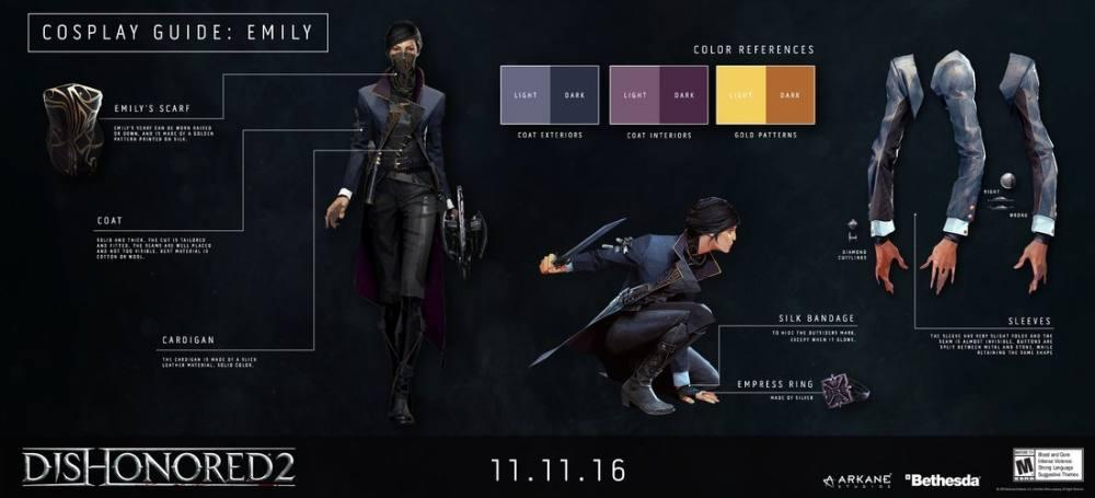 Dishonored 2 Game Poster 2, Game, Poster Satış, all posters, kanvas tablo, canvas print sales