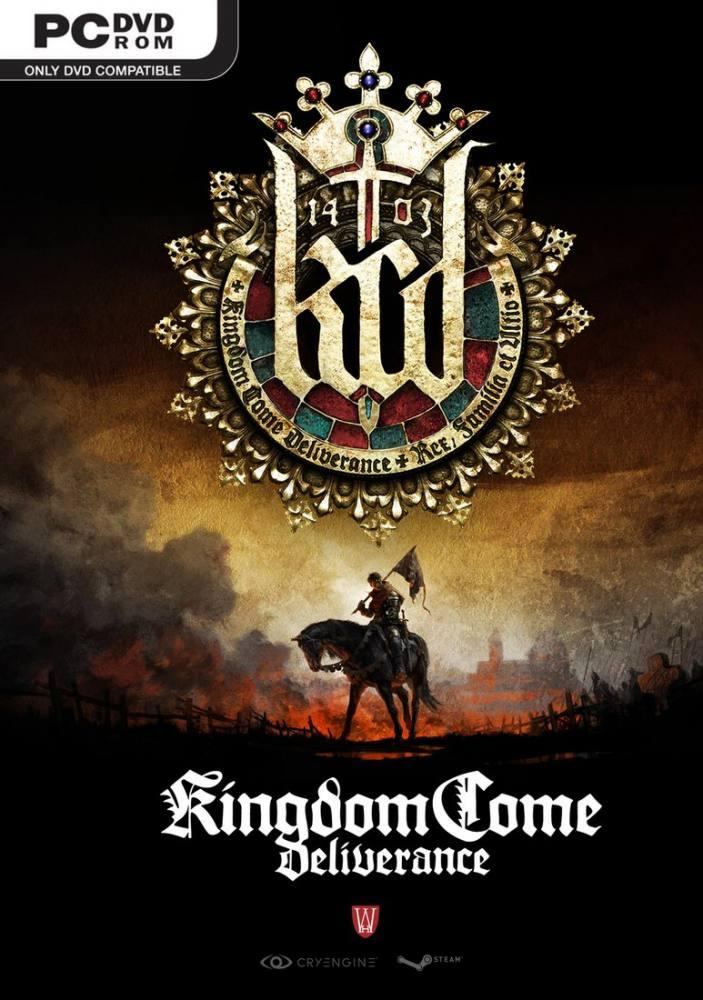 Kingdom Come Deliverance Game Poster, Game, Poster Satış, all posters, kanvas tablo, canvas print sales