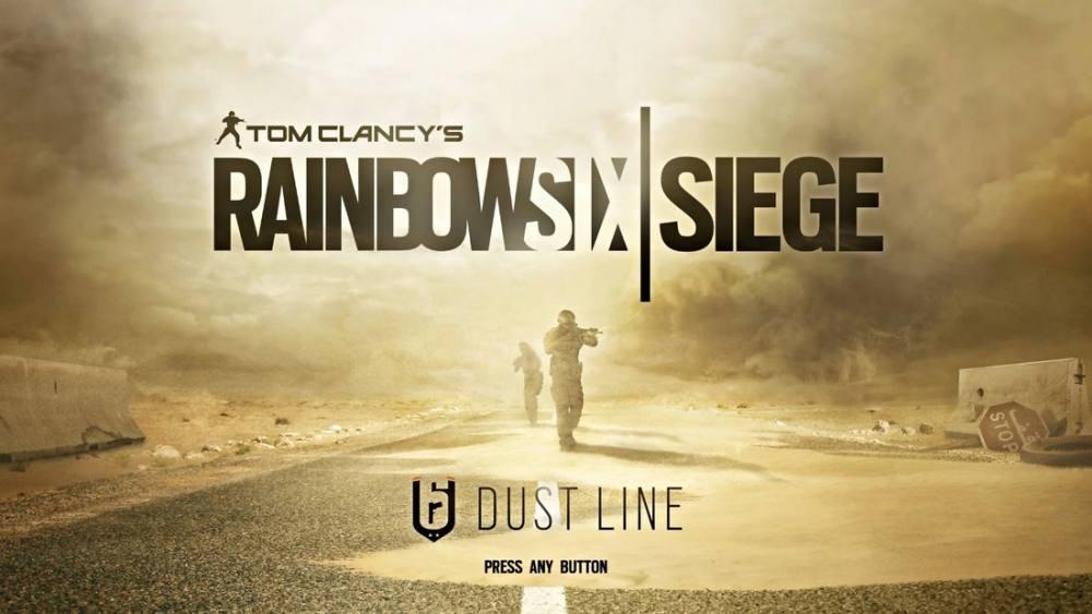 Rainbow Six Siege Operation Dust Line  Game Poster 2, Game, Poster Satış, all posters, kanvas tablo, canvas print sales
