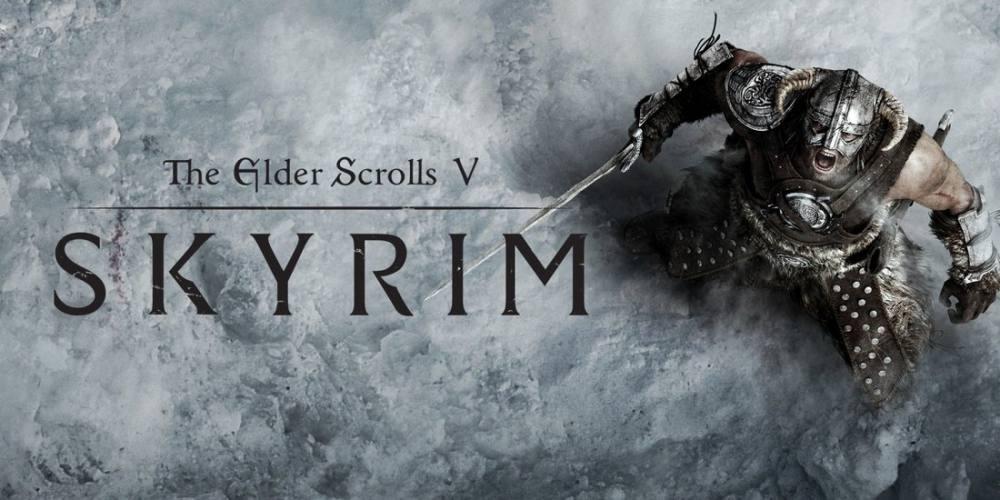 The Elder Scrolls V Skyrim Game Poster 4, Game, Poster Satış, all posters, kanvas tablo, canvas print sales