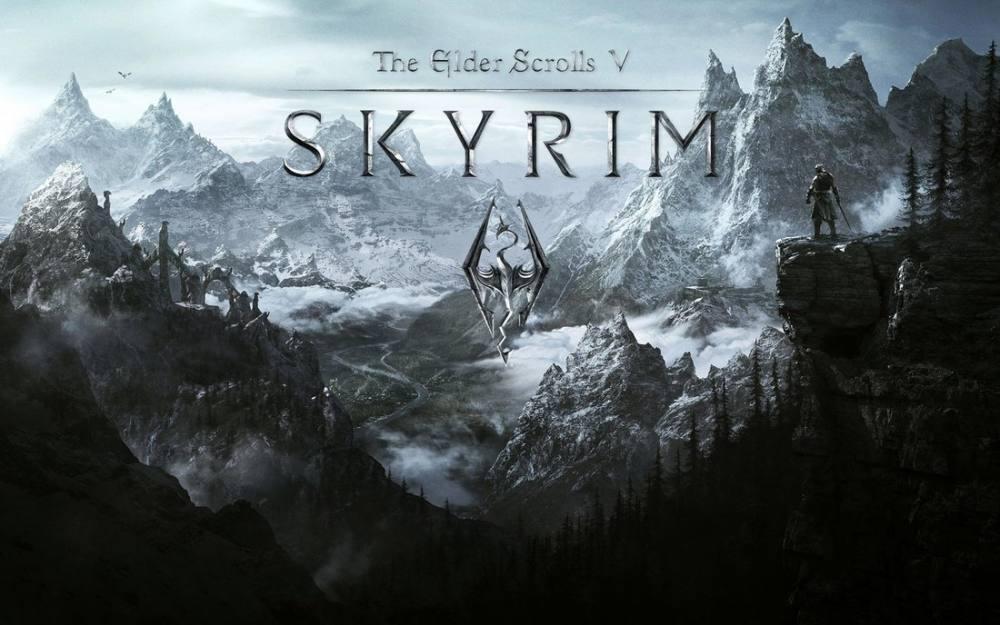 The Elder Scrolls V Skyrim Game Poster 5, Game, Poster Satış, all posters, kanvas tablo, canvas print sales