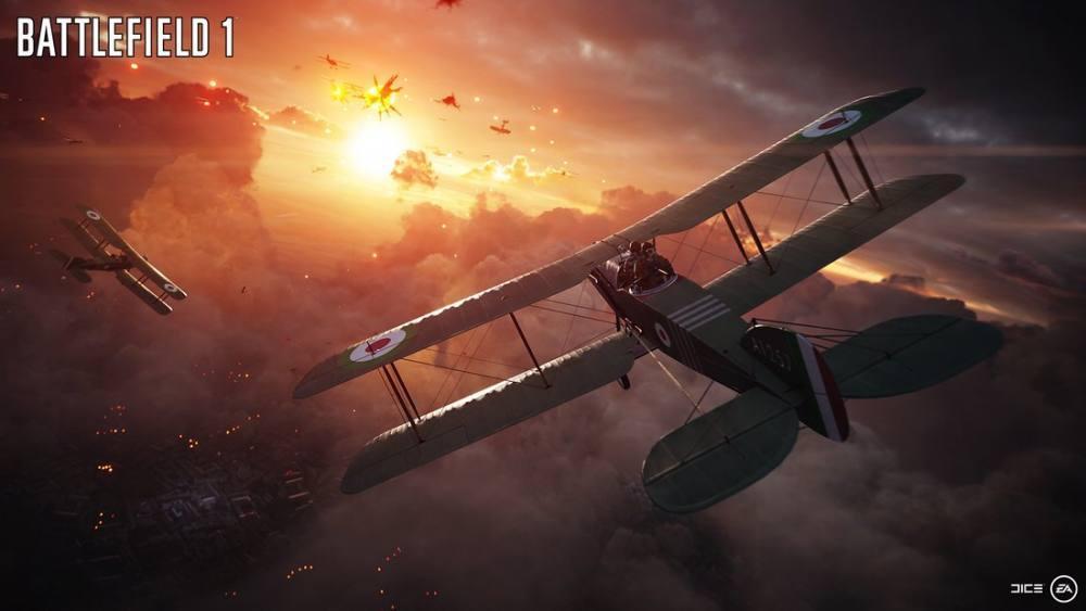 Battlefield 1 Game Poster 6, Game, Poster Satış, all posters, kanvas tablo, canvas print sales