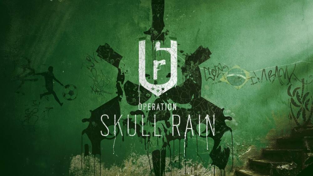 Rainbow Six Siege Operation Skull Rain Game Poster, Game, Poster Satış, all posters, kanvas tablo, canvas print sales