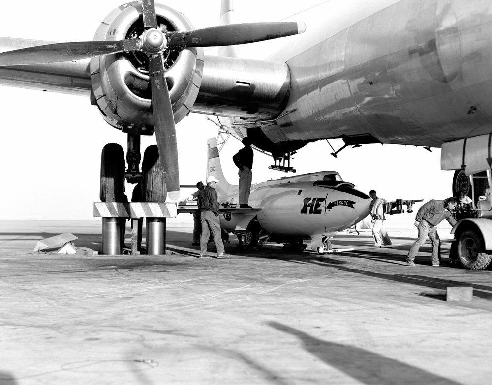 X-1E B-29 Yükleme Posteri, Uçak, Poster Satış, all posters, kanvas tablo, canvas print sales