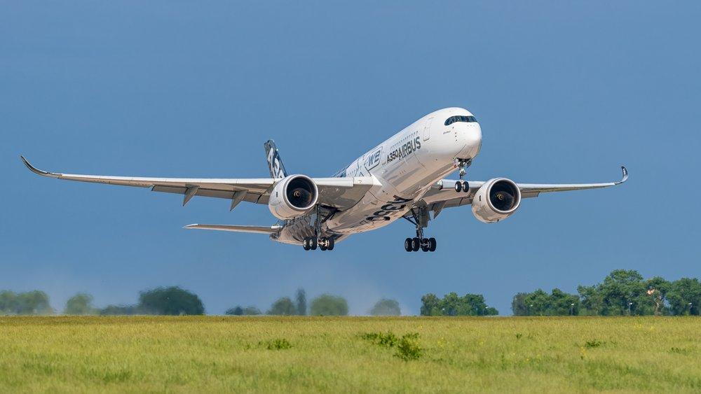 Airbus A350-941 Posteri, Uçak, Poster Satış, all posters, kanvas tablo, canvas print sales