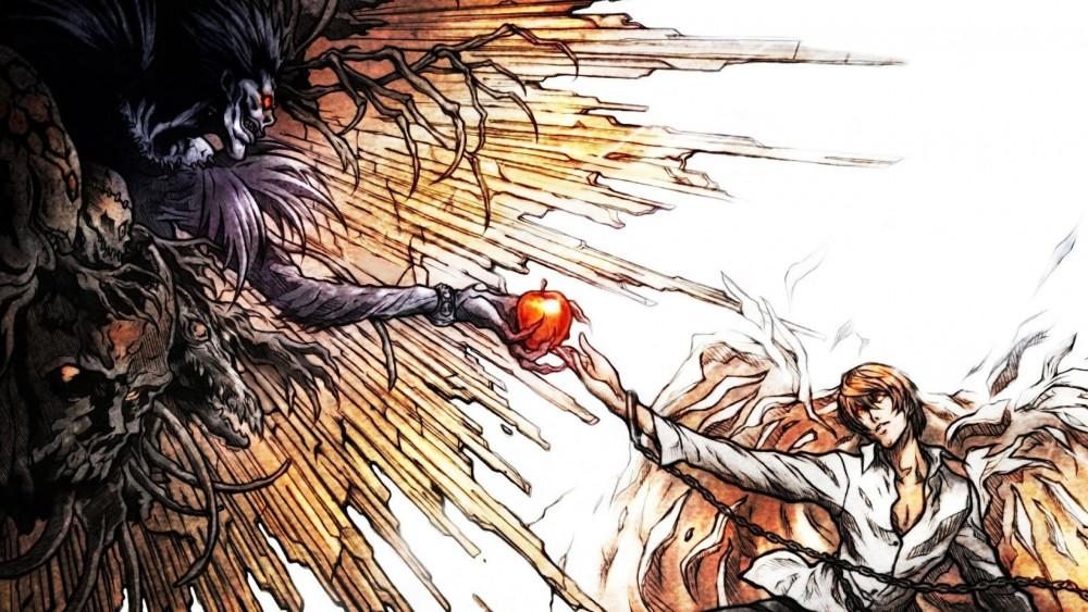 Death Note Anime Posteri, Anime, , kanvas tablo, canvas print sales