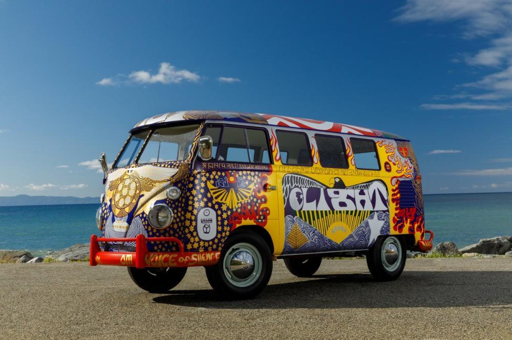 Volkswagen Hippie Bus Poster, Cars, Poster Satış, all posters, kanvas tablo, canvas print sales