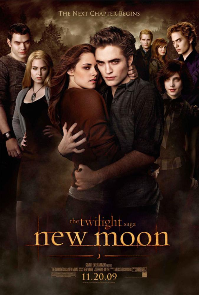 The Twilight Saga: New Moon Movie Poster 2, Movie Poster, Poster Satış, all posters, kanvas tablo, canvas print sales
