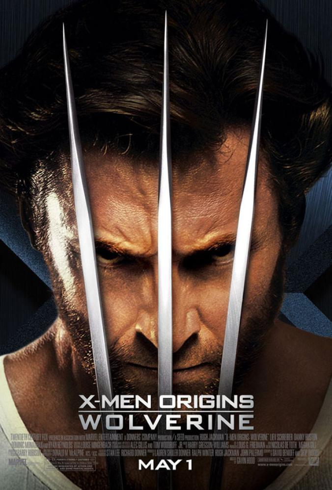 X-Men Origins: Wolverine Movie Poster, Movie Poster, Poster Satış, all posters, kanvas tablo, canvas print sales