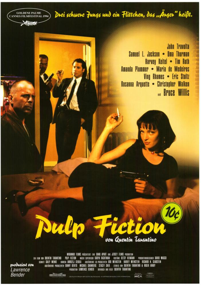 Ucuz Roman, Pulp Fiction Film Posteri, Film Posteri, Poster Satış, all posters, kanvas tablo, canvas print sales