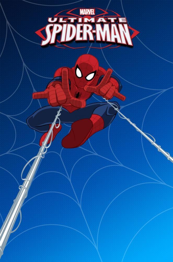 Ultimate Spider Man Movie Poster Cartoon, Movie Poster, Poster Satış, all posters, kanvas tablo, canvas print sales