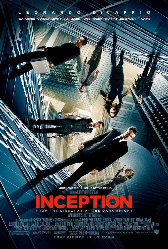 Başlangıç, Inception Film Posteri, Film Posteri, Poster Satış, all posters, kanvas tablo, canvas print sales