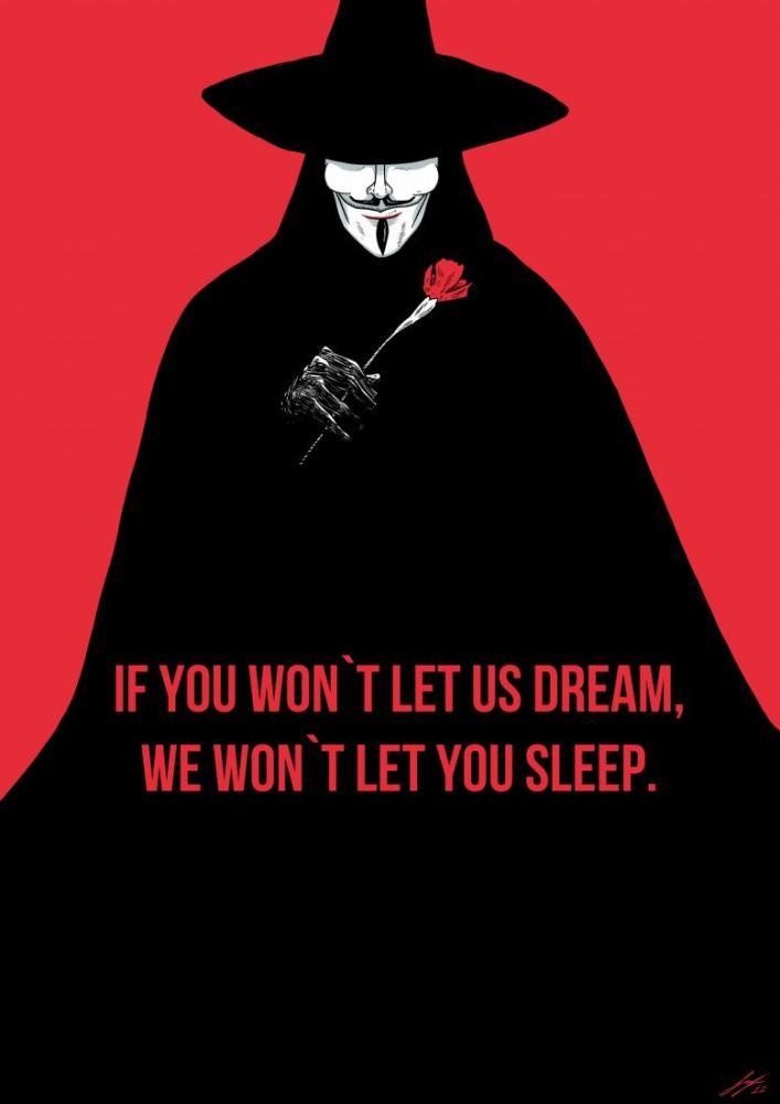 V for Vendetta, Movie Poster, Poster Satış, all posters, kanvas tablo, canvas print sales