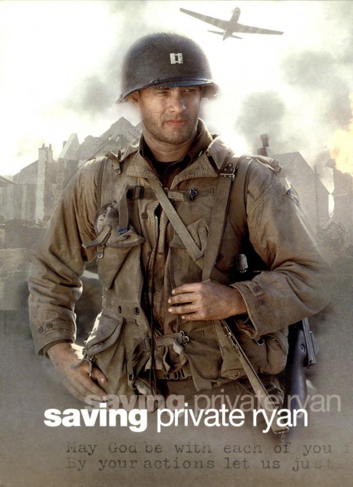 Saving Private Ryan Film Posters, Movie Poster, Poster Satış, all posters, kanvas tablo, canvas print sales