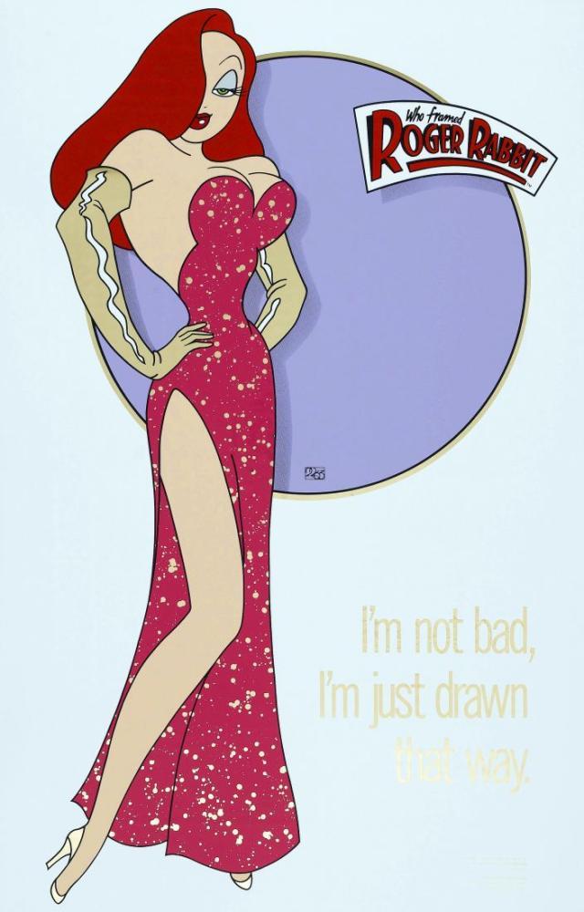 Who Framed Roger Rabbit Movie, Movie Poster, Poster Satış, all posters, kanvas tablo, canvas print sales