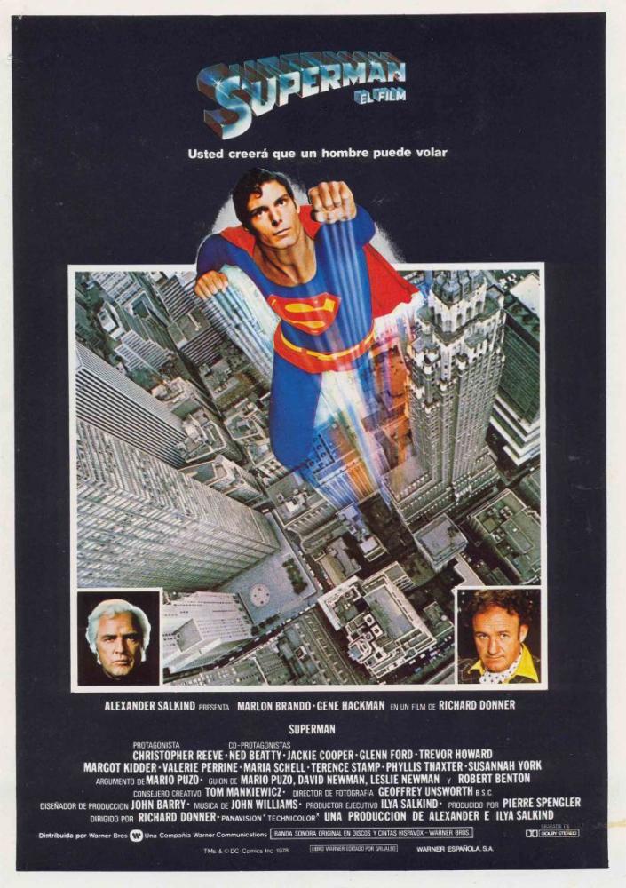 Süperman Posteri, Film Posteri, Poster Satış, all posters, kanvas tablo, canvas print sales