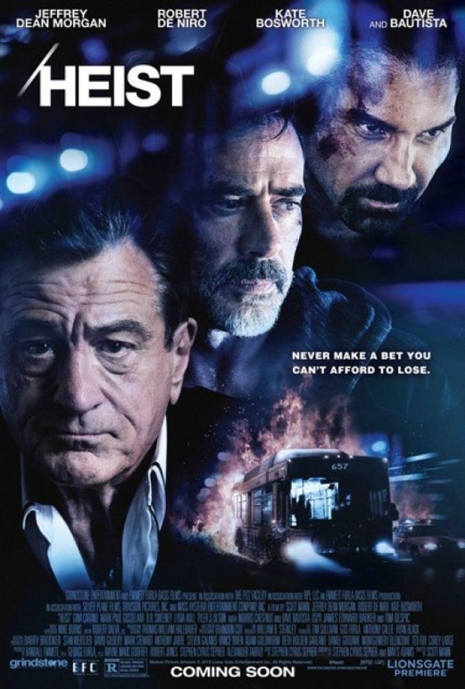 Heist Movie Poster, Movie Poster, Poster Satış, all posters, kanvas tablo, canvas print sales