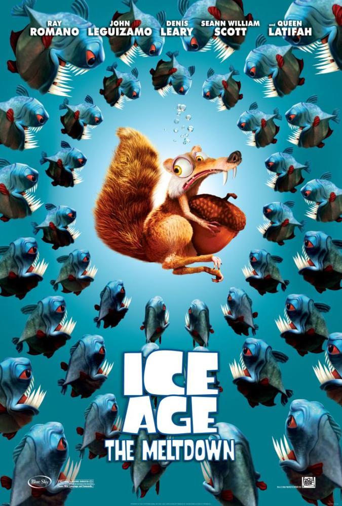 Buz Devri, Erime Film Posteri, Film Posteri, Poster Satış, all posters, kanvas tablo, canvas print sales