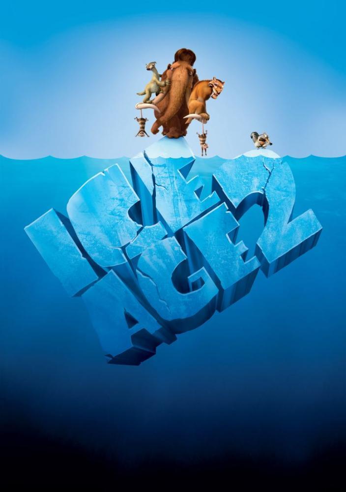 Ice Age The Meltdown Movie Poster 2, Movie Poster, Poster Satış, all posters, kanvas tablo, canvas print sales
