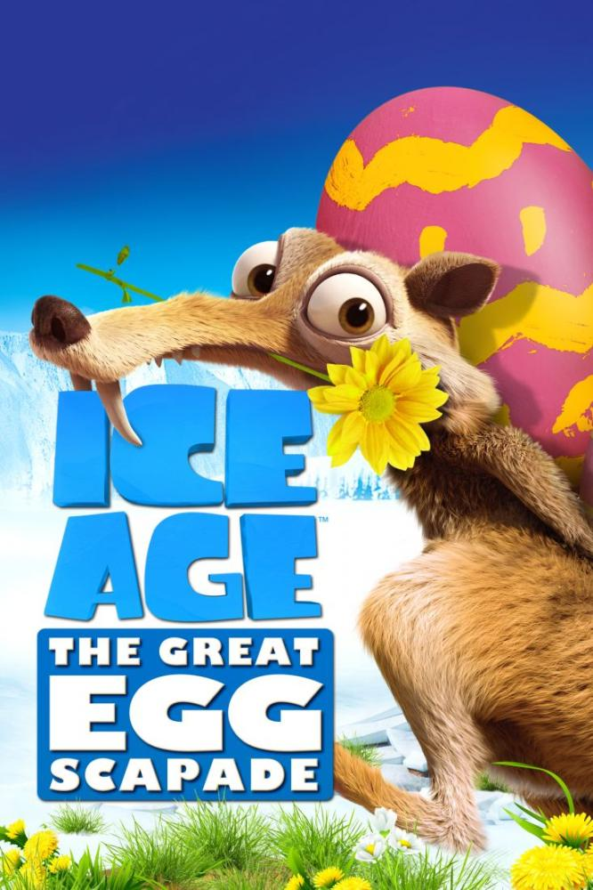 Ice Age Great Egg Scapade Movie Poster, Movie Poster, Poster Satış, all posters, kanvas tablo, canvas print sales