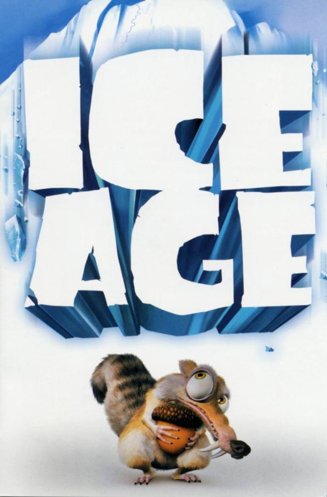 Ice Age Movie Poster, Movie Poster, Poster Satış, all posters, kanvas tablo, canvas print sales