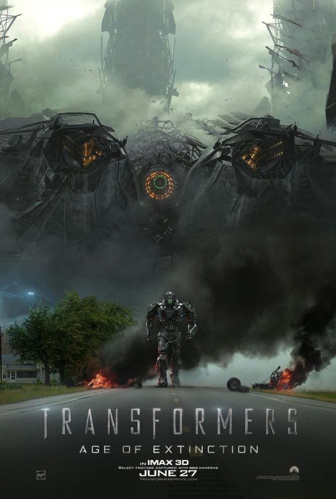 Transformers Age of Extinction Film Posteri 3, Movie Poster, Poster Satış, all posters, kanvas tablo, canvas print sales